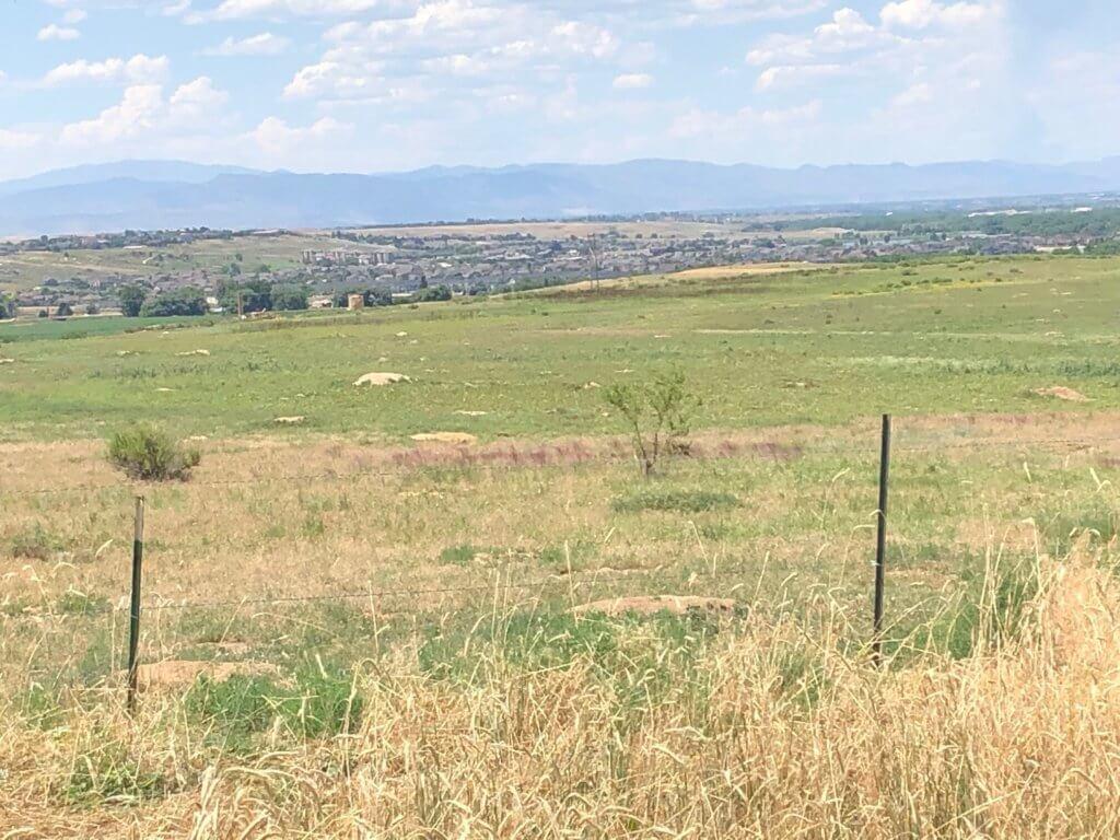 More prairie dog fencing